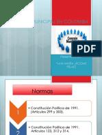 Consejo Municipal en Colombia