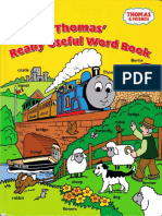 Thomas Word Book