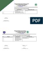 2.3.3.1 Bukti Kajian Terhadap Struktur Organisasi Pkm