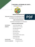 Proyecto de Casas Domoticas