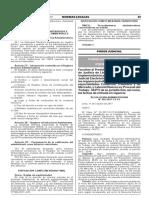 Facultan al Presidente de la Corte Superior de Justicia de Lima para que disponga la implementación progresiva del Expediente Judicial Electrónico (EJE) - piloto y señalar los órganos jurisdiccionales inmersos en las especialidades Comercial Tributario y de Mercado; y Laboral (Nueva Ley Procesal del Trabajo - NLPT) de su jurisdicción; así como las fechas de entrada en vigencia