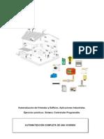 Ejer PLC Domotica Vivienda Completa Con Planos
