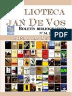 Boletín-Biblioteca Jan de Vos-Julio 2017