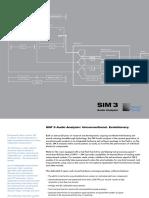 SIM3 Overview Brochure