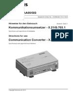 7XV5662-0AA00 GG Manual A8 de En