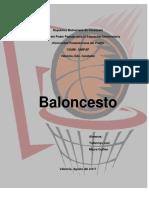 Historica Del Baloncesto Yuliannys