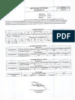 Certificados de Calidad de Soldadura