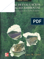 166203929 Manual de Evaluacion de Impacto Ambiental de Canter