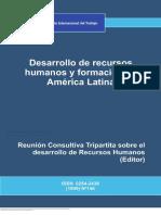 Desarrollo de Recursos Humanos y Formación en América Latina