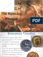 Presentation 9 - The Decline and Fall of the Roman Empire