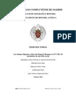 OBISPOS HISPANOS A FINES DEL IMPERIO ROMANO (ss. IV-VI)
