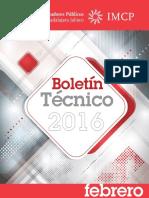 02-Boletin Tecnico febrero 2016.pdf