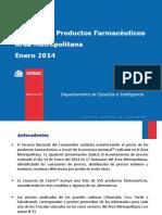Reporte Medicamentos AM Enero-2015