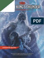 Storm King's Thunder (1-10)