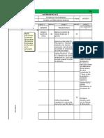 Diagrama Distribucion Trabajo Matriz