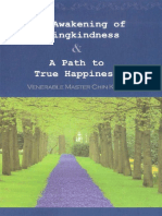 The Awakening of Lovingkindness & a Path to True Happiness