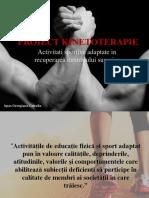 Activitati Sportive Adaptate in Recuperarea Ms