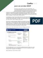 Como Configurar Um Servidor DHCP