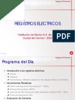Curso de Registros