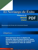 ElNoviazgodeExito_3Madurez