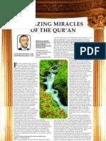 Amazing Miracles of the Quran-Harun Yahya