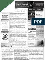 Good News Weekly - Vol 1.9 - August 13, 2010