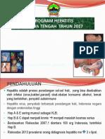 Kebijakan Hepatitis 2017