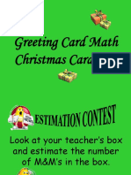 GT-Greeting Card Activity