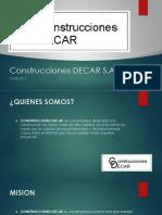 Construcciones DECAR S