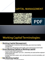 Working Capital Management (2015)