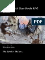 The Scroll of Thu'Um (1)