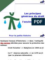 Droit de l'Environnement -Etudiants