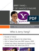 Jerry Yang PPT