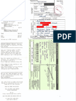 Statutory Declaration (FR)