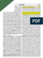 Cas. Lab. 18450 2015 Lima Fijan La Improcedencia de Indemnizacion Por Despido a Trabajador de Confianza Legis.pe
