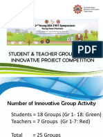Innovative Group Activity Assignment