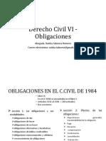 Diapositivas - Obligaciones Civil Vi