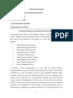 Equivalencia PPD I Sociedad de Los Poetas Muertos