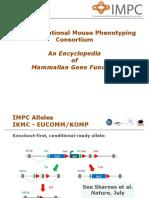 Docfoc.com-The International Mouse Phenotyping Consortium an Encyclopedia of Mammalian Gene Function