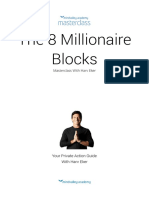 The 8 Millionaire Blocks Workbook