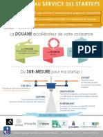 La Douane Au Service Des Startups