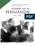 Conger -Necessary Art of Persuasion (1).pdf