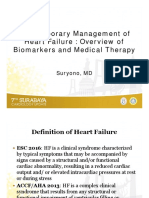 Temporary Management of Heart Failure