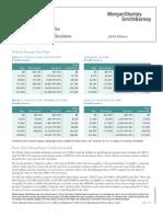 2010 Tax Tables