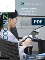 Segment Based Strategies for Mobile Banking