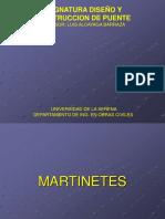 Presentacion Clase 13 Martinetes