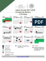 calendario sep 195 dias