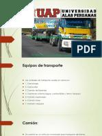 Capitulo 5 - Unidades de Transporte