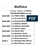 Biofísica 1P 2T