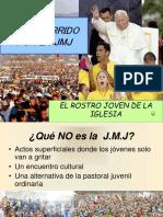 Presentacion de la JMJ para el congreso.ppt